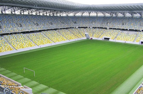 new Lviv Stadium