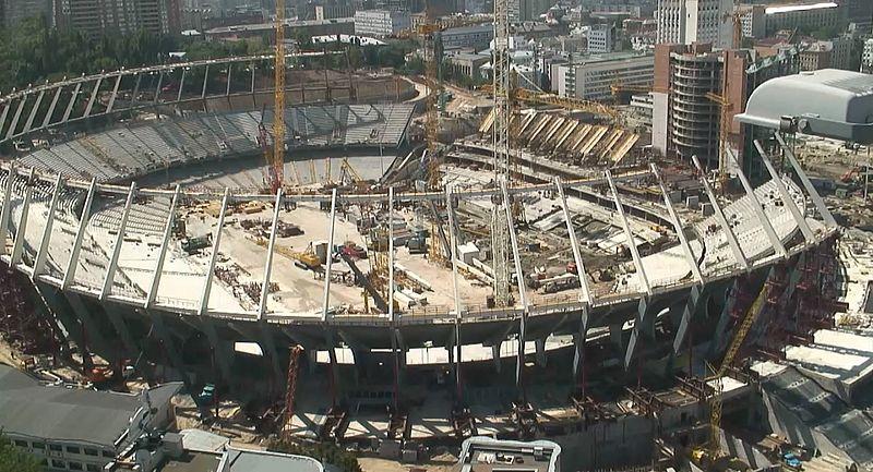 Olympic stadium 2012
