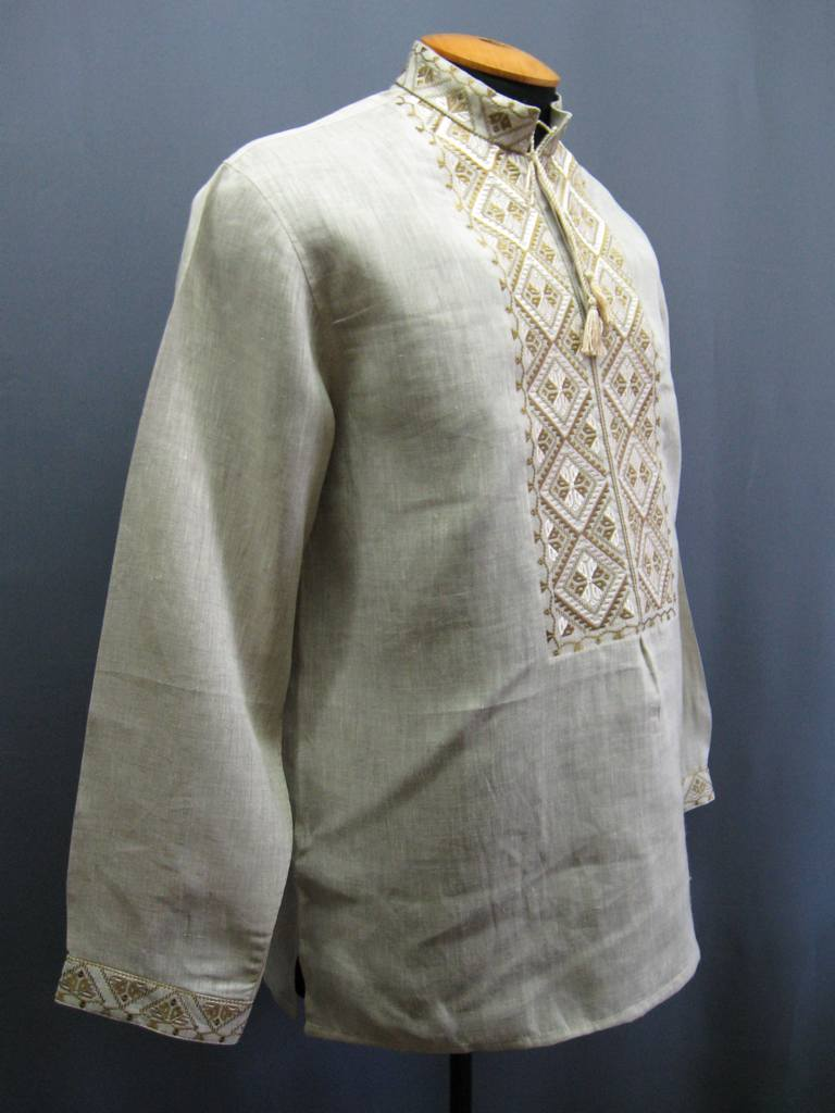a2d27fdaeb1 Ukrainian Vyshyvanka. Floral designs for embroidery were required to ...
