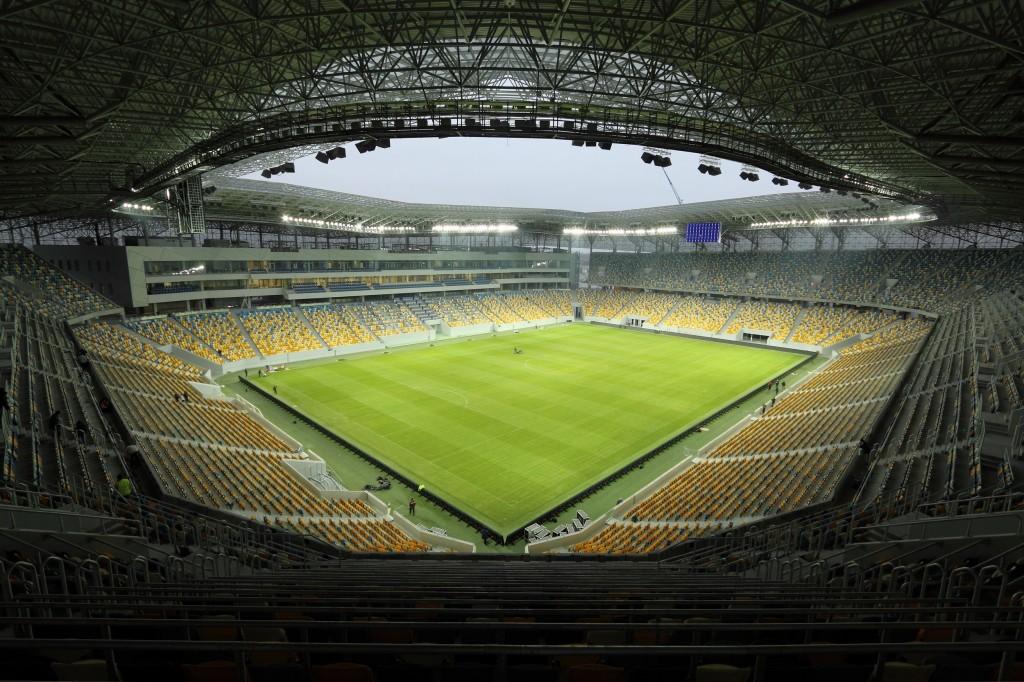 Lviv stadium