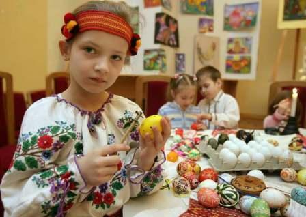 Ukrainian Pysanka
