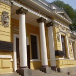 Yavornytsky Historical Museum in Dnipropetrovsk