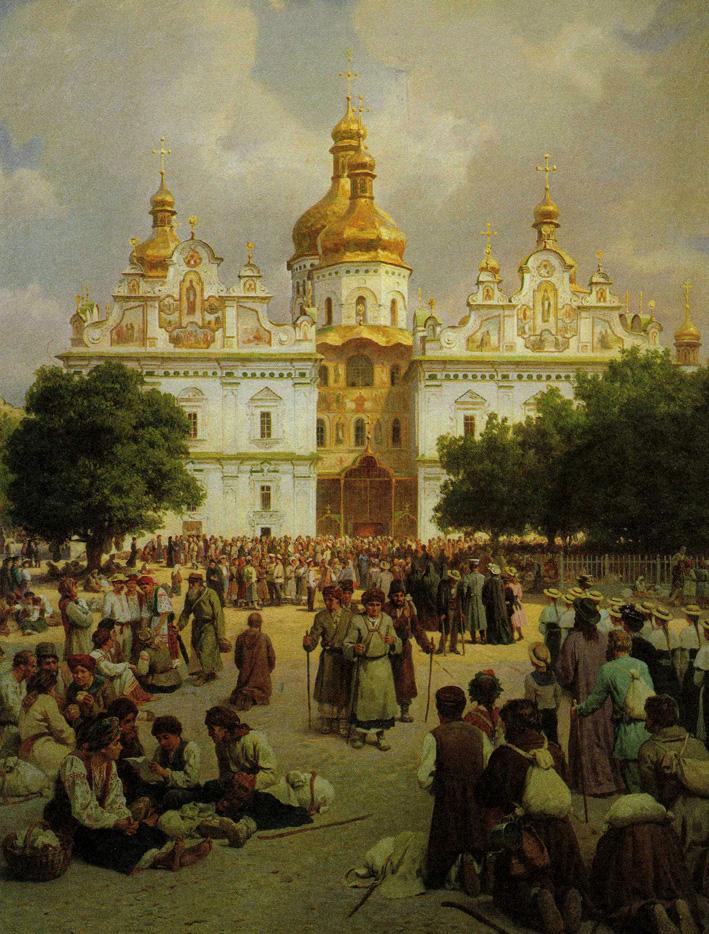 Kiev Pechersk Lavra: history, facts, description ...