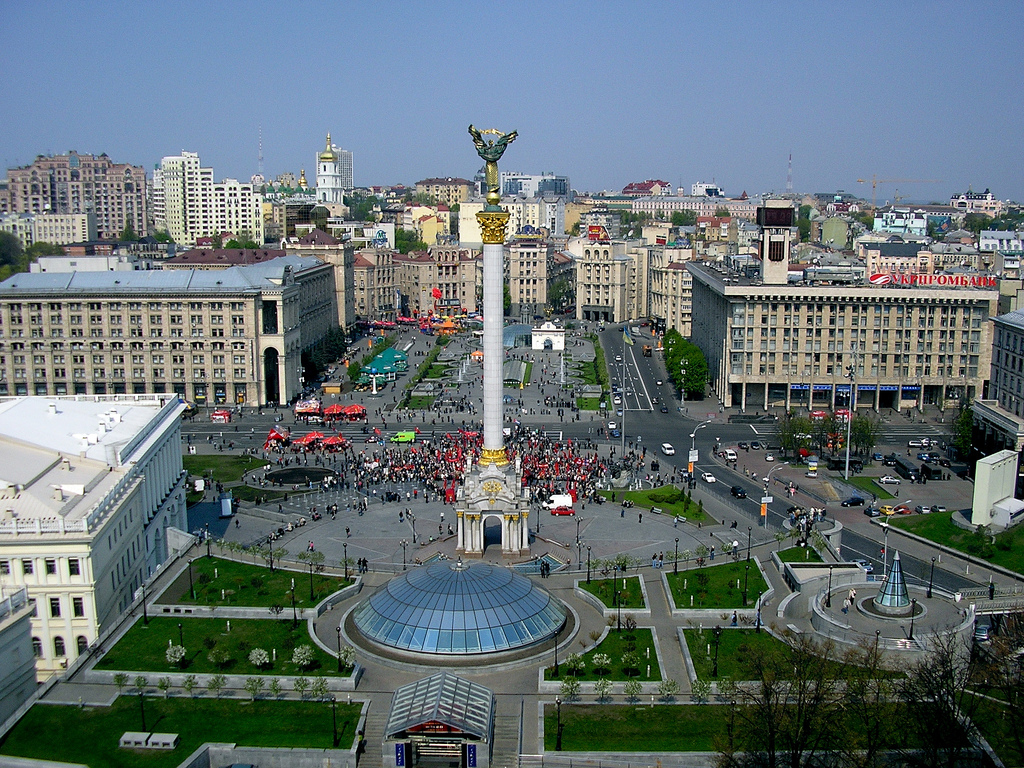 Kiev was the first of the cities of Ukraine which made an application for the Eurovision-2017